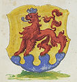 Wolleber Chorographia Mh6-1 0537 Wappen.jpg