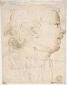 Woman and Child Kneeling (recto); Head of Child (verso) MET DP807714.jpg