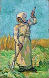 Woman with a rake (Van Gogh, after Millet).jpg