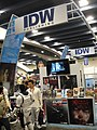 WonderCon 2011 - IDW booth (5580819879).jpg