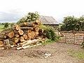 Wood yard - geograph.org.uk - 431333.jpg
