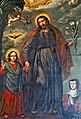 Woytowicz Saint Joseph with the Infant Jesus and donor.jpg