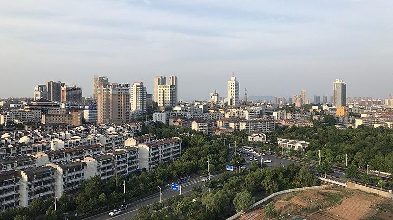 Xuancheng City Skyline.JPG