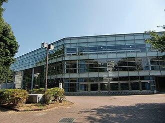 Yokohama National University - Image: YNU library