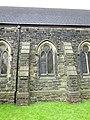 Y Drindod Sanctaidd, Holy Trinity, Rhostyllen 04.jpg