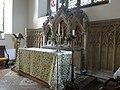 Y Santes Fair, Dinbych; St Mary's Church Grade II* - Denbigh, Denbighshire, Wales 58.jpg