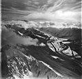 Yanert Glacier, valley glacier with winding moraines, September 9, 1977 (GLACIERS 5125).jpg