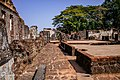Yard Of Church of St. Augustine, Old Goa.jpg