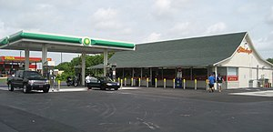Yeehaw Junction, Florida -  Stuckey's/BP in Yeehaw Junction, Florida