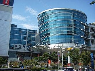 Yongsan Station - Yongsan Station