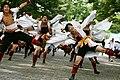 Yosakoi Performers at Super Yosakoi 2005 44.jpg