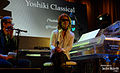 Yoshiki at Grammy Museum 2013-08-26 05.jpg