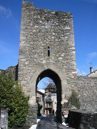 Yvoire - The medieval gate