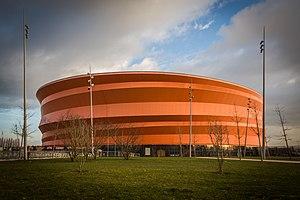 Zénith de Strasbourg - Image: Zénith de Strasbourg Europe février 2015 1