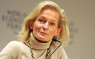 Zanny Minton Beddoes - Beddoes at the World Economic Forum Annual Meeting in 2013