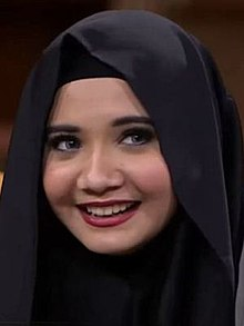 Zaskia Sungkar, The Best Of Ini Talkshow, 01.30.jpg