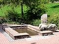 Zell a.H., Oberentersbach, Wassertretstelle.jpg