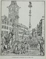 Zentralbibliothek Solothurn - Constitutionsfest in Solothurn den 25 März 1798 - a0892.tif