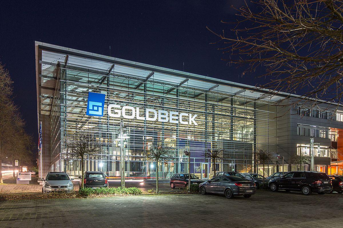 Goldbeck (Unternehmen) – Wikipedia