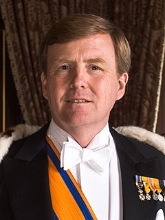 Willem-Alexander of the Netherlands King of the Netherlands