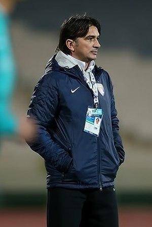Zlatko Dalić - Dalić coaching Al-Ain in 2015