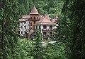 """""""Вежа Медвежа"""" вид з лісної стежки - panoramio.jpg"""