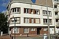 """""""Bellagio"""", jaren 1930-appartementsgebouw, Parmentierlaan 271, Knokke (Knokke-Heist).JPG"""