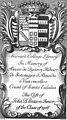 """Harvard College Library"" ""In Memory of Aleixo de Queiroz Ribeiro de Sotomayor d'Almeida e Vasconcellos Count of Santa Eulalia"" ""The Gift of John B. Stetson Junior (...)"" bookplate- Historias de Reis e Principes (page 1 crop).jpg"