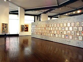 Universidad de las Américas Puebla - Exhibition in the Capillla del Arte UDLAP.