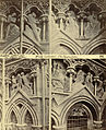 """The Resurrection,"" Niche Sculptures, Wells Cathedral West Façade (3610696171).jpg"