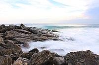 """""""Véu"""" em Praia de Ponta Negra.JPG"""