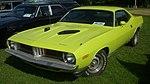 '74 Plymouth Cuda (Rigaud)