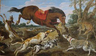 Enraged Horse