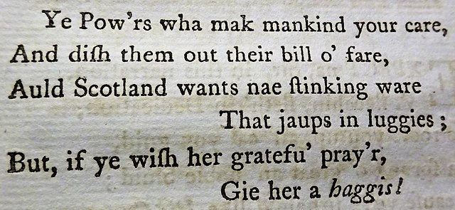 'Stinking' misprint, 1787 Edinburgh Edition. Poems Chiefly in the Scottish Dialect.jpg