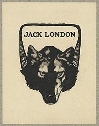(Bookplate of Jack London) (LOC) (15585512686).jpg