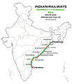 (Howrah - Chennai) Mail Express Route map.jpg
