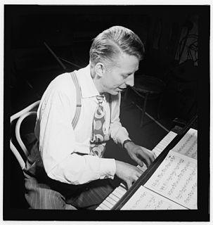Stan Kenton American musician