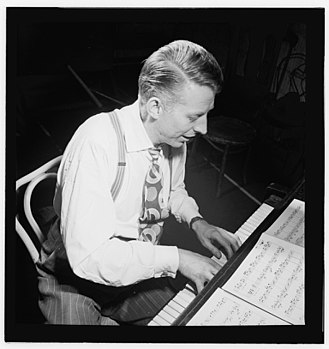 Stan Kenton - Kenton in January 1947