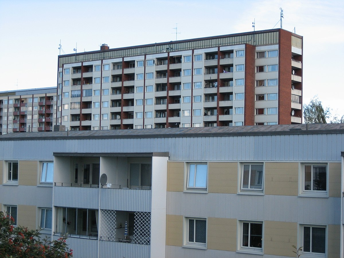 7 Floor Building >> Årby - Wikipedia