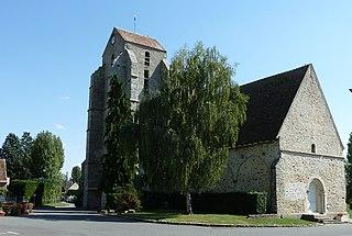 Les Écrennes Commune in Île-de-France, France