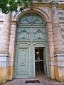 Église Saint-Pierre - Châlon - Porte de côté (est).jpg