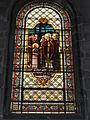 Église Saint-Vivien de Saintes, vitrail 09.JPG