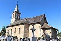 Église Saint Saturnin de Bazillac (Hautes-Pyrénées) 1.jpg