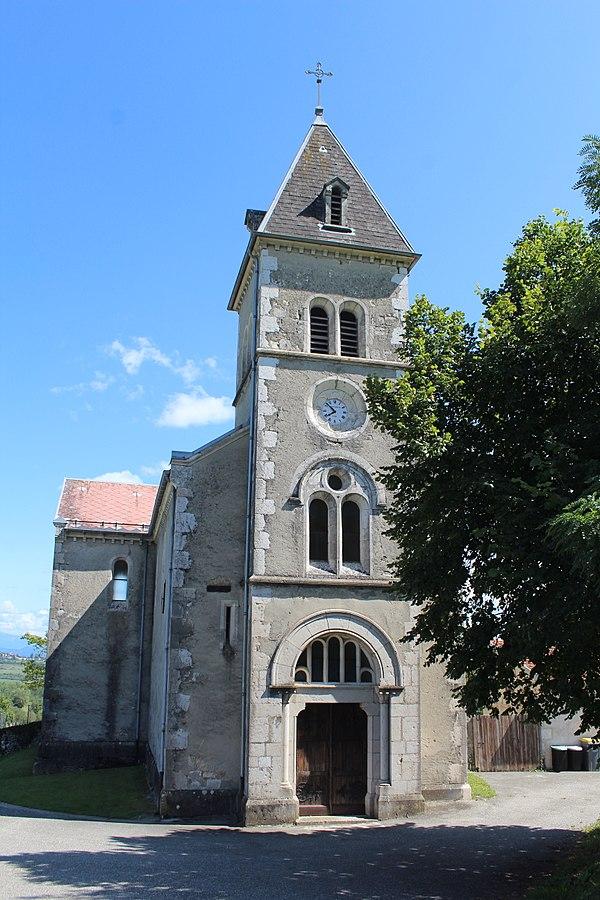 Photo de la ville Surjoux-Lhopital
