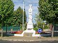Ézanville (95), monument aux Victoires, place de la République.jpg