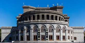 Yerevan Opera Theatre - Yerevan Opera Theatre
