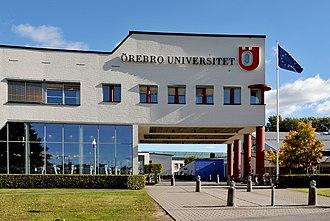 Örebro University - Image: Örebro universitet 2013