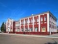 Аткарск Здание железнодорожного вокзала 18 сентября 2017 04.jpg