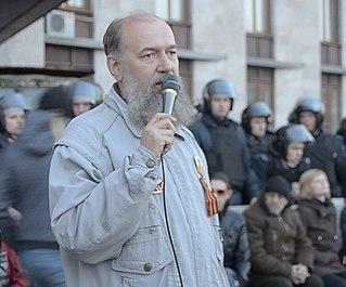 Vladimir Makovych Ukrainian politician