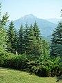 Вр.Марагидик от градината на комплекс Панорама,Maragidik peak - panoramio.jpg